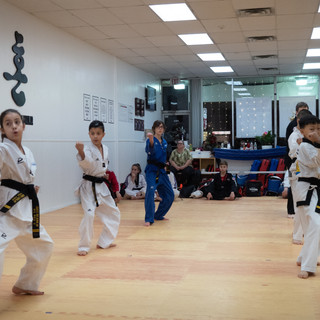 Black Belt Stripe Test