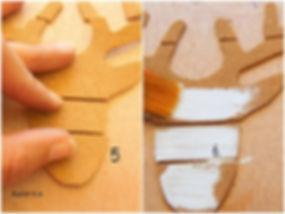 הדרכה לגלופת צבי - DIY