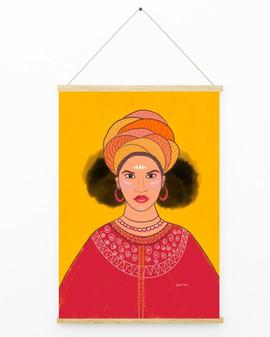 African woman Zametu by ayelita .jpg
