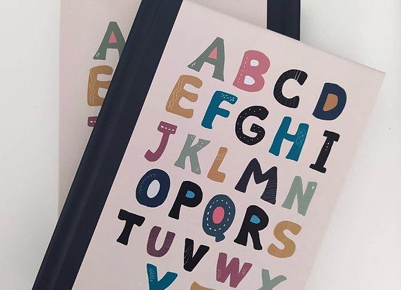 מחברת שורות - דגם ABC