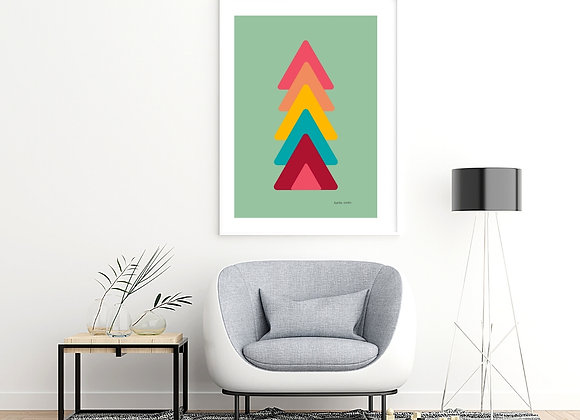 הדפס geometric 21