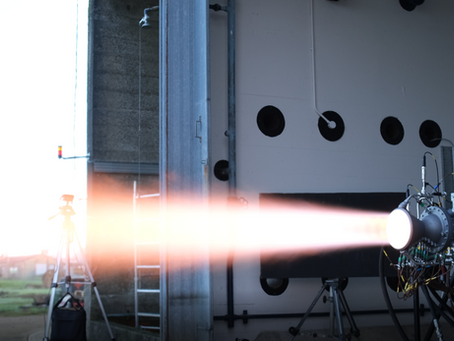 Hot-Fire Test Campaign Major Milestone Achieved
