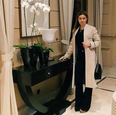 #iCHIC .. Виктория ❤️ в халате-пальто #I