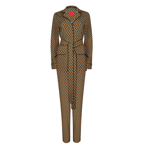 IZBA rouge пижамный костюм с графическим принтом
