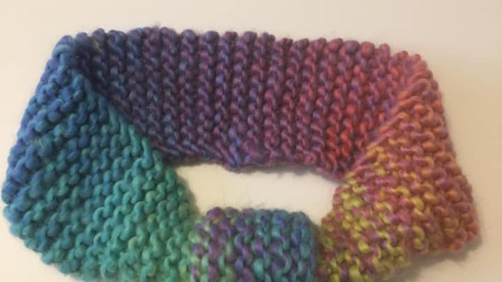 Headband bandeau de tête multi couleur femme enfant