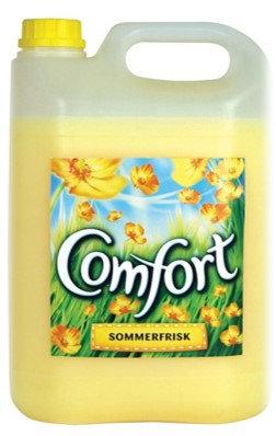 COMFORT tøymykner,  Sommerfrisk,  5 liter