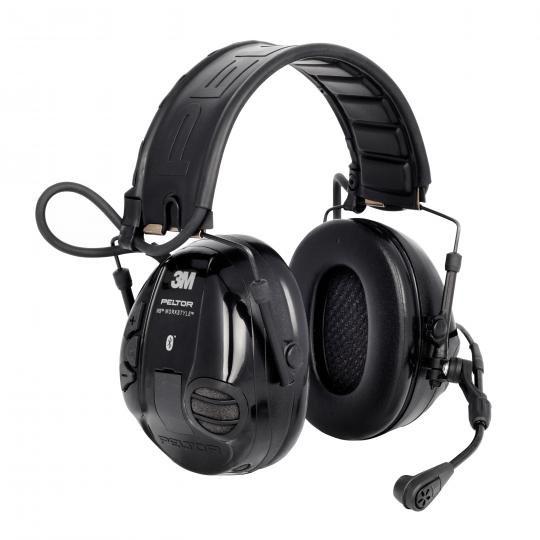 WS Workstyle hørselvern m/Bluetooth og omgivelseslyd