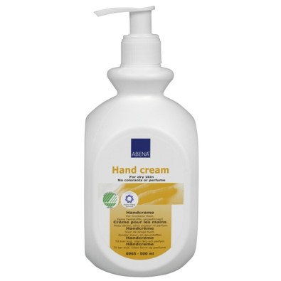 ABENA bodylotion, krem, 24 % fett, pumpeflaske, 500 ml
