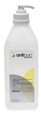 antibac Hånddesinfeksjon  85% Gel 600ml