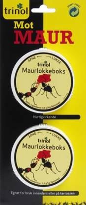 Trinol Maur lokkeboks 2pk