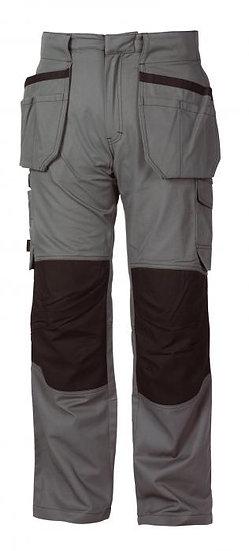 Lett bukse med hengelommer Teknik