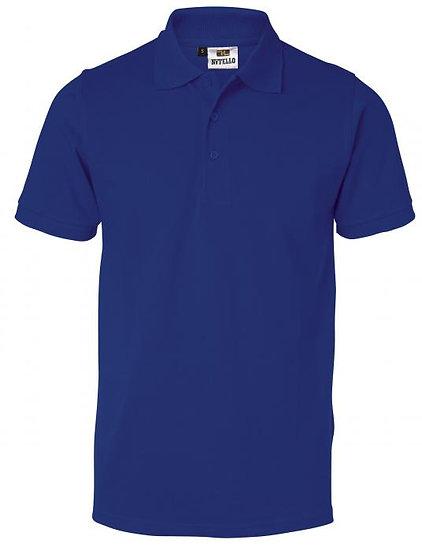 Polo pique skjorte