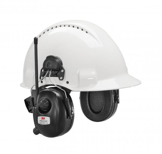 Peltor DAB+ hørselvern for hjelm
