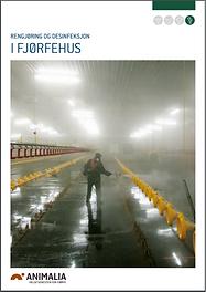 rengjøring og desinfiserg i fjørfehus.pn