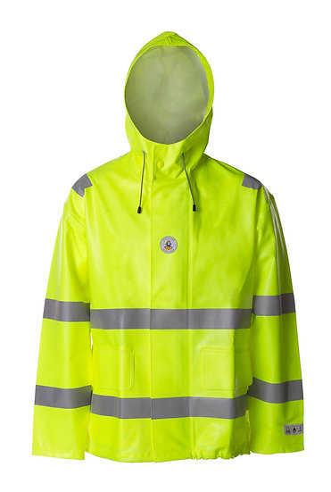 Lista regnjakke farge 330