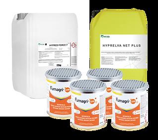 Pluss pakke rengjøring og desinfeksjon