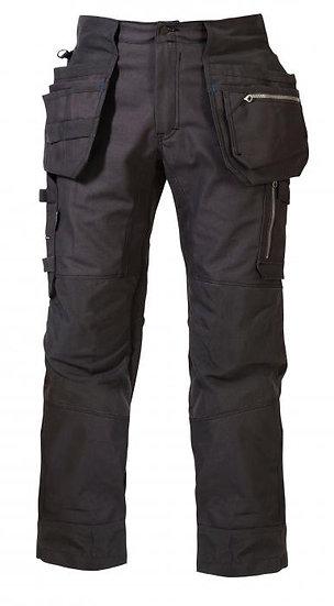 Lett bukse i stretch med hengelommer Carpenter Nordic