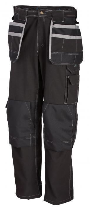 Lett bukse med hengelommer Produra