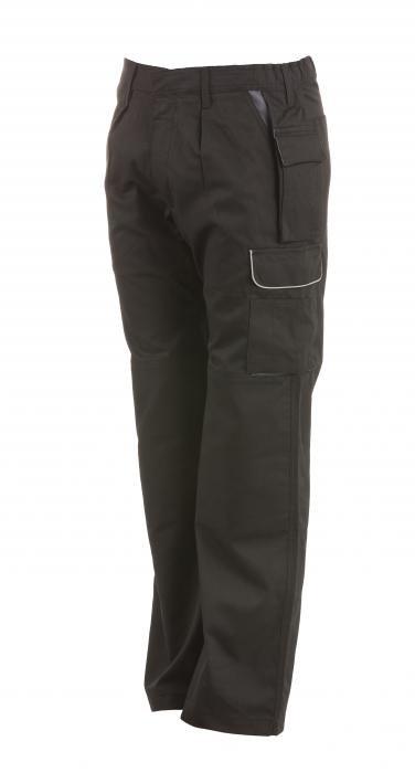 Bukse med lårlomme