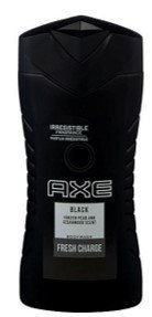 AXE Dusjsåpe  Black 250 ml - kartong 12 stk