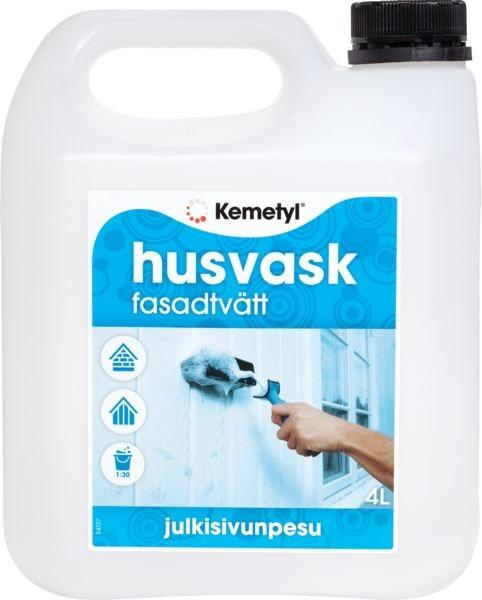 HUSVASK - 4 ltr