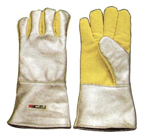 Varmebestandig aluminisert hanske - 1 par