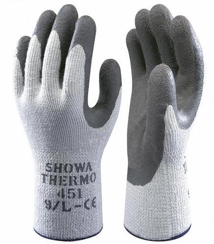 Monteringshanske Thermo vinter - 10par