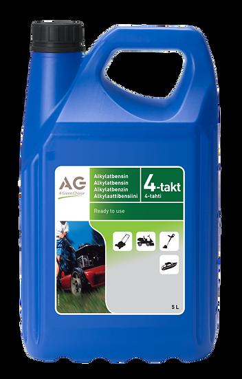 AG 4-TAKT ALKYLATBENSIN - 5 ltr