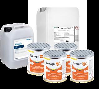 Grunnpakke rengjøring og desinfeksjon