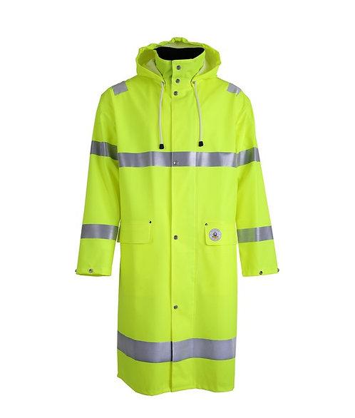 Oslo regnfrakk m/glidelås farge 330