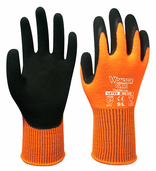 Wonder Grip Thermo Lite - 12par