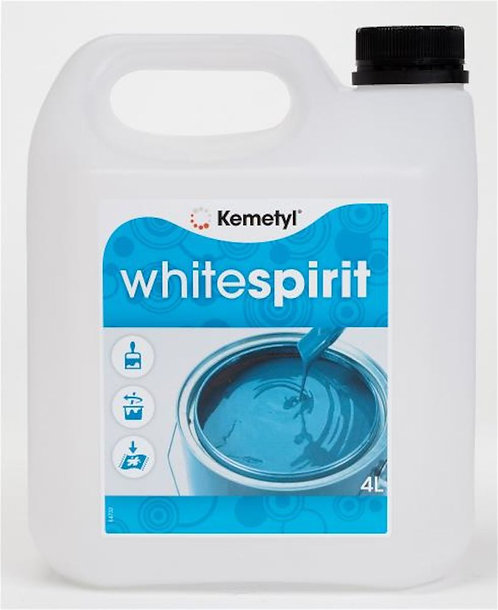 WHITE SPIRIT - 4 ltr