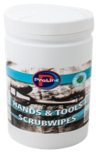 "PROLINE HEAVY DUTY WIPES ""HANDS & TOOLS"""