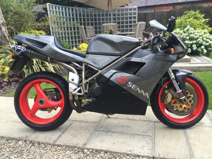 Ducati 916 Senna M1