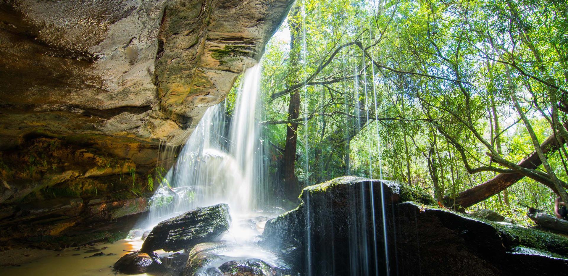 Somersby Falls