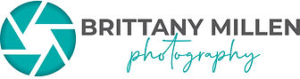 Brittany Millen Photography logo 2019 ho