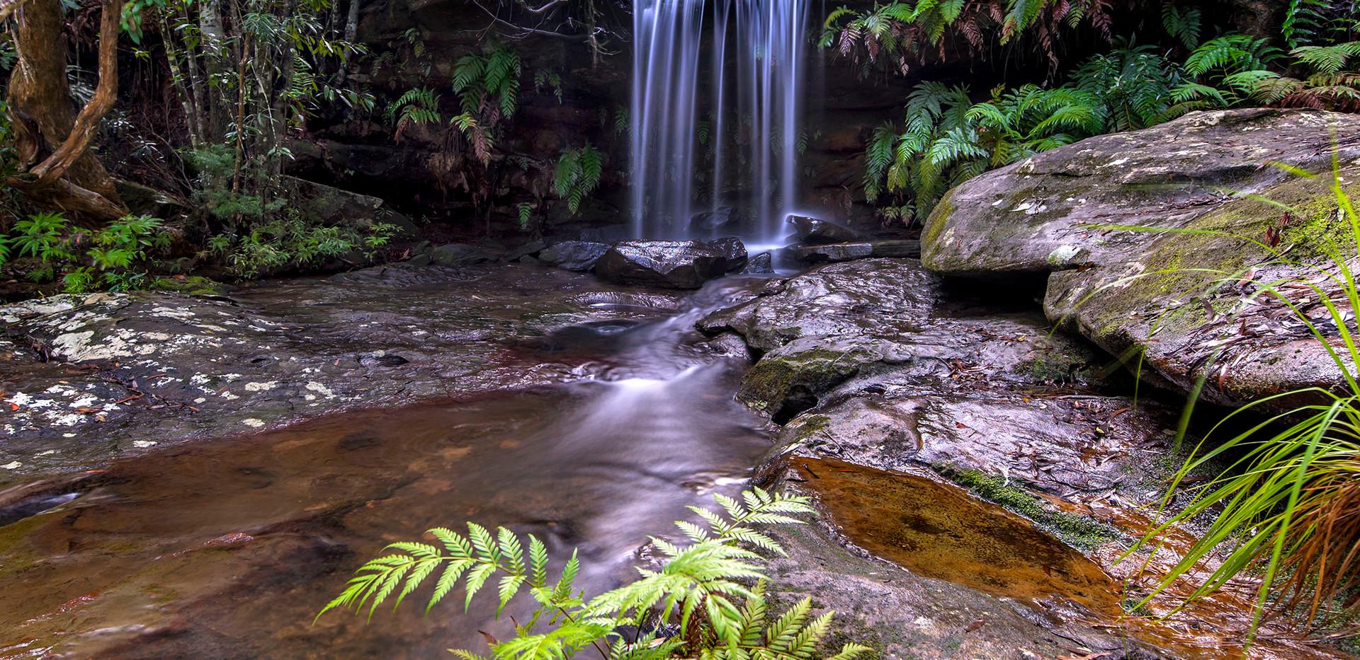 Girrakool Waterfall