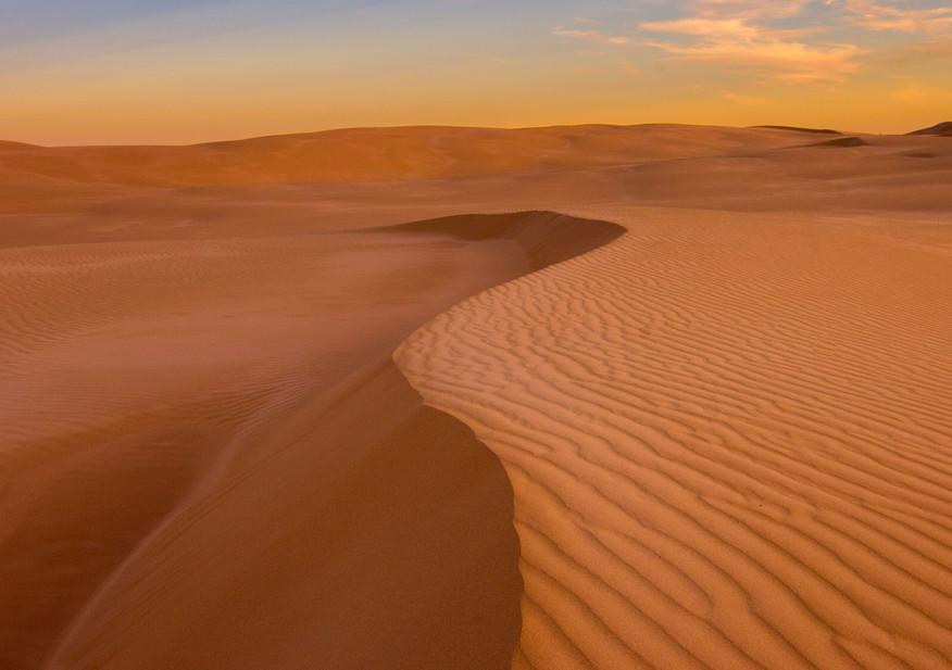Sand Dunes Sunrise 2