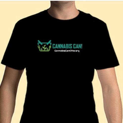 Cannabis Can! T-shirt