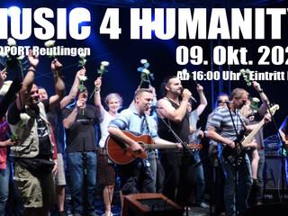 MUSIC 4 HUMANITY