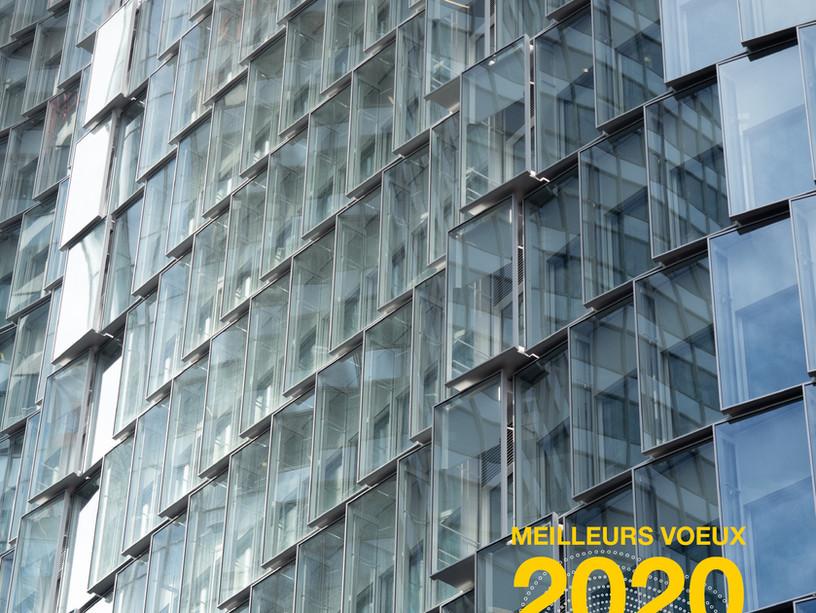 IF Architectes - Happy new year L'agence