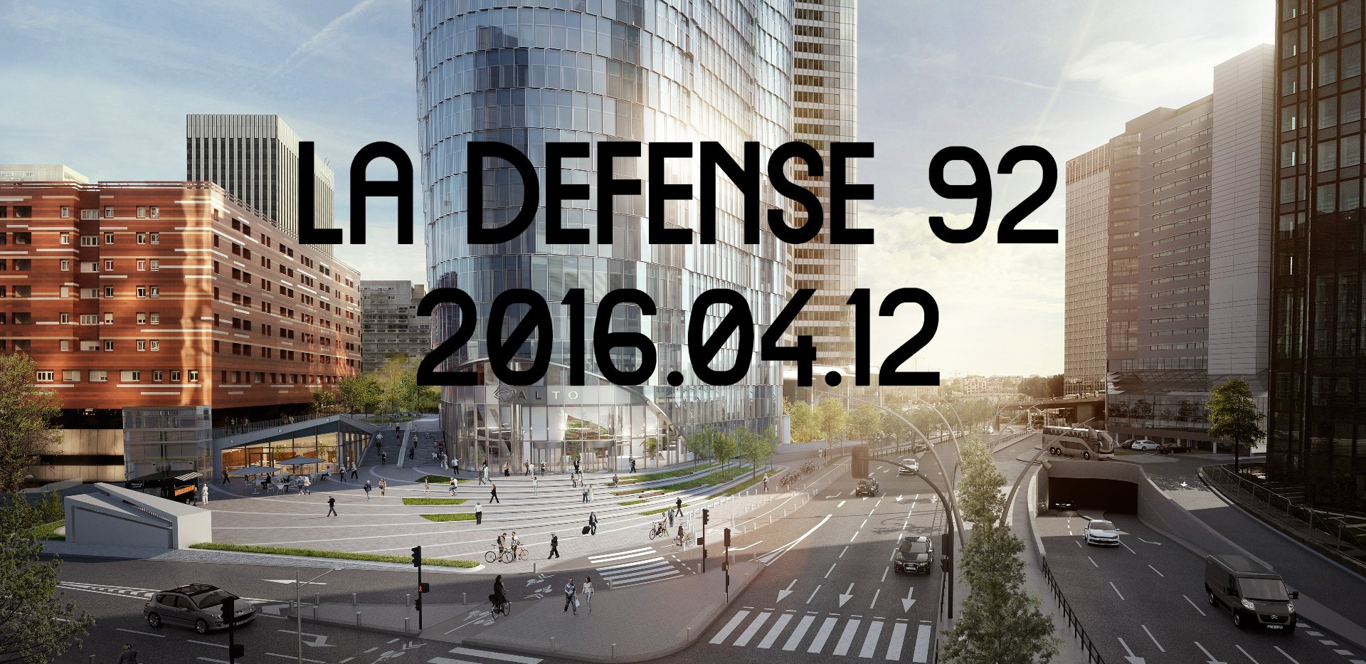 ARTICLE LA DEFENSE 92