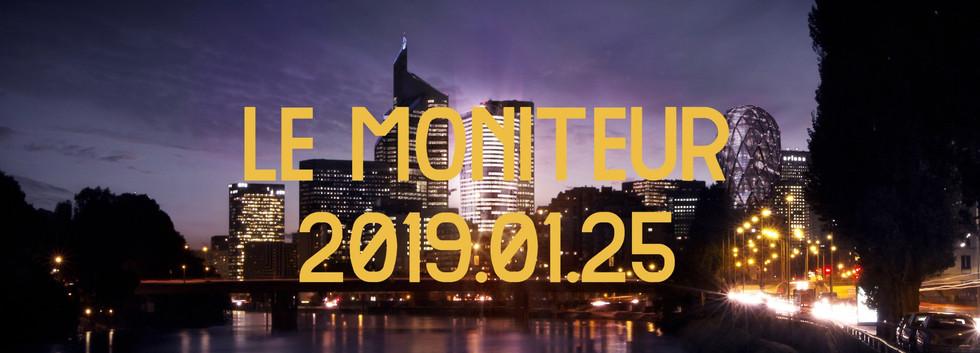 ARTICLE LE MONITEUR