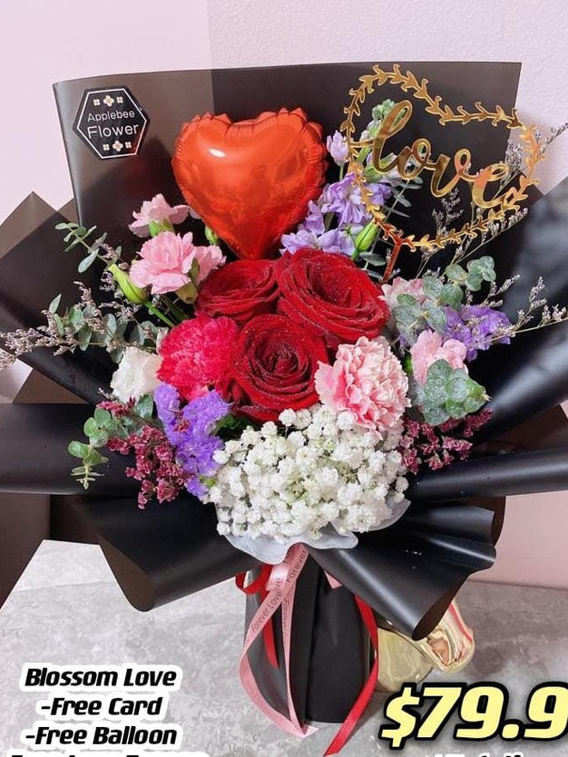 $79.90 (Kenya Rose Bouquet)