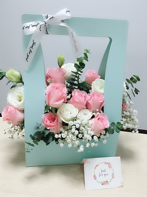 Min Jung Flower Box