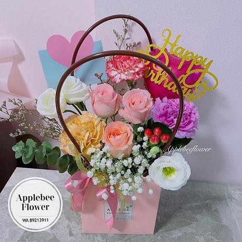 Jasmine Fresh Flower Bag