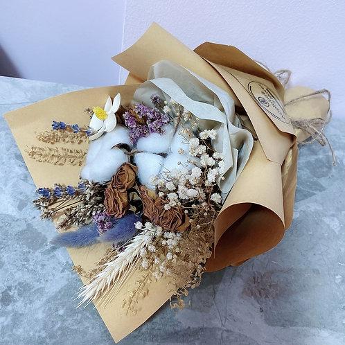 Lavender Rustic Petite Bouquet