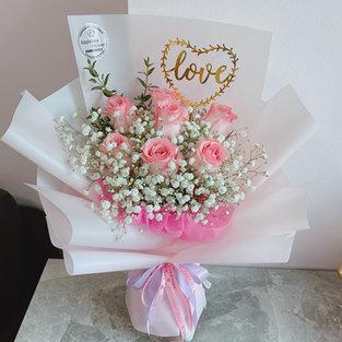 $86 Ga Eun-Pink
