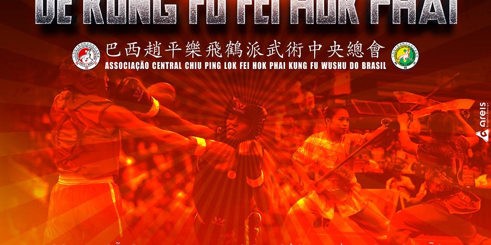 XV Campeonato Brasileiro de Kung Fu Wushu Fei Hok Phai