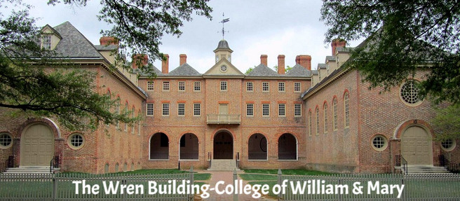 The College of William & Mary: home to Thomas Jefferson, Jon Stewart, and other famous T.W.A.M.P